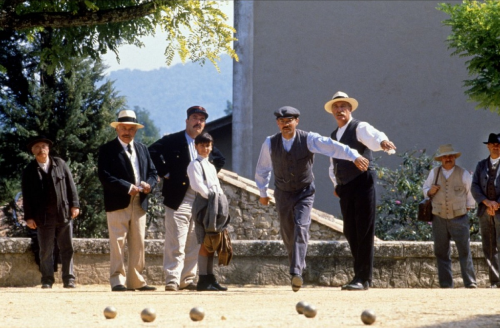 boules games